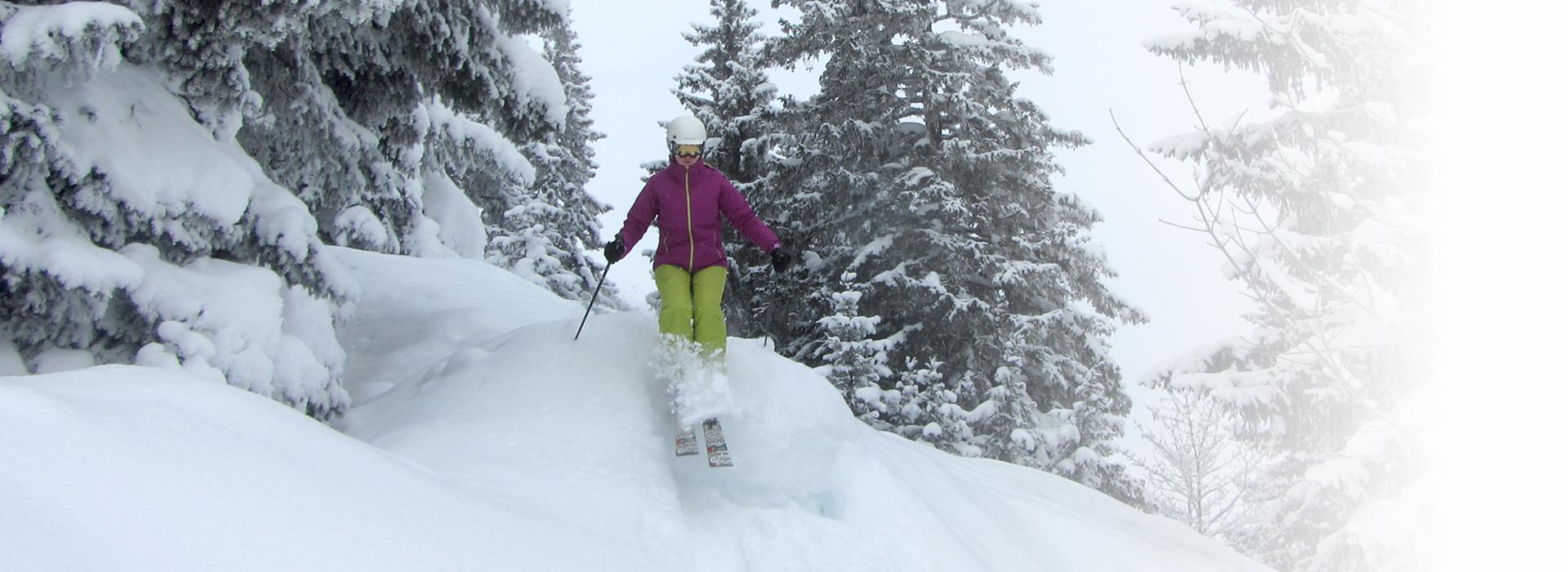Delphine-skisession-ecole-de-ski-samoens