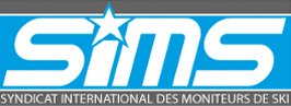 Syndicat International des Moniteurs de Ski ' Logo SIMS '