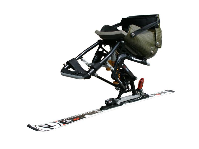 Uniski samoens skisession